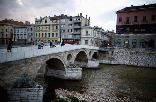 20. Sarajevo, Bosna a Hercegovina