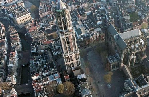 15. Utrecht, Holandsko