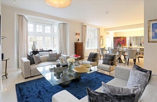 Luxusné apartmány pri londýnskom Hyde Park ponúkajú cez Airbnb.