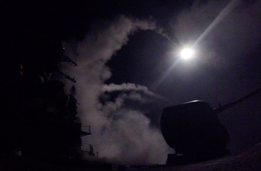 USA trestajú Asada za chemický útok
