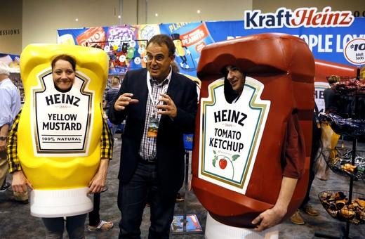 1. Kraft Heinz
